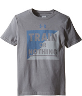 Under Armour Kids - Train Or Nothing Short Sleeve Tee (Big Kids)
