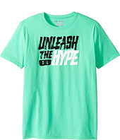 Under Armour Kids - Unleashed Short Sleeve Tee (Big Kids)