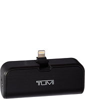 Tumi - 2,600 mAh Portable Battery Bank with Lightning Swivel