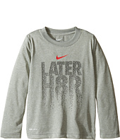 Nike Kids - Later H8R Tee (Toddler)