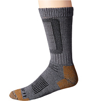 Carhartt - Merino Wool Comfort Stretch Steel Toe Socks 1-Pair Pack