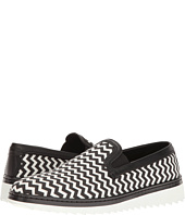 Dolce & Gabbana - Chevron Print Walking Shoe