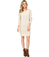 Jack by BB Dakota - Macey Cable Knit Sweater Dress