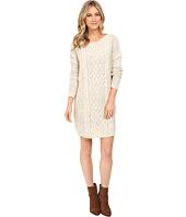 Jack by BB Dakota - Macey Cable Knit Sweater Dress