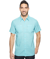 Columbia - Harborside Slim Fit Linen Camp Shirt