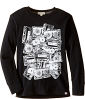 Appaman Kids - Long Sleeve Casette Tee (Toddler/Little Kids/Big Kids)