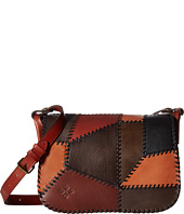 Patricia Nash - Positano Square Saddle Bag