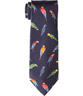 Etro - 8cm Parrots Lightweight Necktie