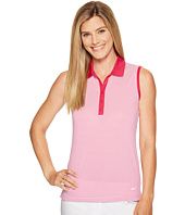 Nike Golf - Victory Stripe Sleeveless Polo