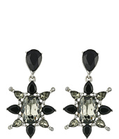 Oscar de la Renta - Tropical Bloom Star C Earrings