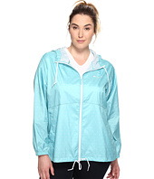Columbia - Plus Size Flash Forward Printed Windbreaker