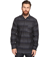 VISSLA - Avalanches Long Sleeve Novelty Brushed Flannel Woven