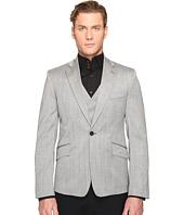 Vivienne Westwood - Basic Wool Waistcoat Blazer