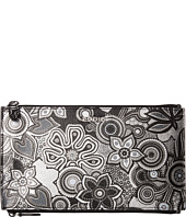Lodis Accessories - Vanessa Swirl Lani Double Zip Pouch