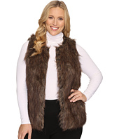 Christin Michaels - Plus Size Penny Ante Faux Vest