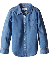 DL1961 Kids - Olivia Soft Tencel® Chambray Shirt (Toddler/Little Kids)