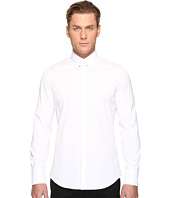DSQUARED2 - Pin Collar Stretch Poplin Button Up