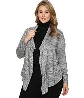 Karen Kane Plus - Plus Size Drape Cardigan