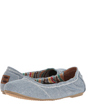 TOMS Kids - Ballet Flat (Little Kid/Big Kid)