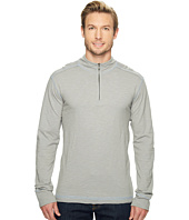 Ecoths - Black Rock 3/4 Zip Shirt