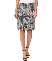 NIC+ZOE - Brushstroke Pencil Skirt