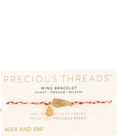 Alex and Ani - Precious Threads Wing Royal Cardinal Braid