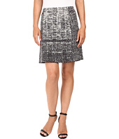 NIC+ZOE - Brocade Tapestry Skirt