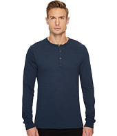 Threads 4 Thought - Tri-Blend Long Sleeved Henley
