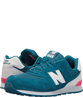 New Balance Kids - KL574v1 Reflective (Big Kid)