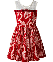fiveloaves twofish - Winter Windsor Castle Party Dress (Little Kids/Big Kids)