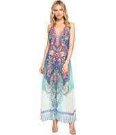 Hale Bob - Supercharged Microfiber Chiffon Maxi Dress