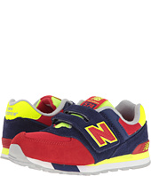 New Balance Kids - KV574v1 Cut & Paste (Infant/Toddler)