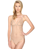 ELSE - Baklava Triangle Cup Cut Out Bodysuit