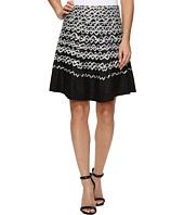 NIC+ZOE - Geo Chic Twirl Skirt