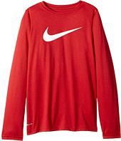 Nike Kids - Dry Long Sleeve Training T-Shirt (Little Kids/Big Kids)