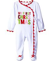 Mud Pie - My First Christmas Kimono Sleeper (Infant)