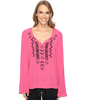 Roper - 0614 Crepe Tunic Top
