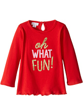 Mud Pie - Oh What Fun Tunic (Infant/Toddler)