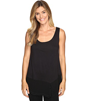 Lilla P - Sleeveless Scoop Neck Tank Top