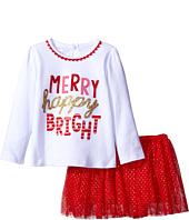 Mud Pie - Merry Skirt Set (Infant/Toddler)