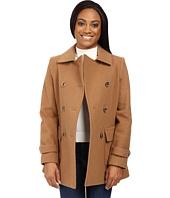 Pendleton - Petite Double-Breasted Coat