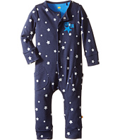 C&C California Kids - Big Stars Printed Coveralls (Infant)