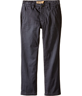 Lucky Brand Kids - Slim Fit Twill Pants w/ Slash Front Pockets (Little Kids/Big Kids)