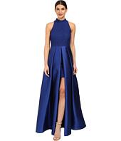 Adrianna Papell - Lace Halter Arcadia Dress