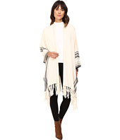 BCBGeneration - Stripe Cozy Oversized Ruana