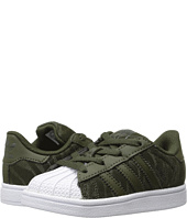 adidas Originals Kids - Superstar Glitter Mesh (Infant/Toddler)