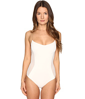 La Perla - Plastic Dream One Piece w/ Wire