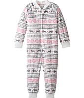 P.J. Salvage Kids - Snow Bunny One-Piece Pajama (Toddler/Little Kids/Big Kids)