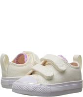Converse Kids - Chuck Taylor All Star Ox 2V (Infant/Toddler)