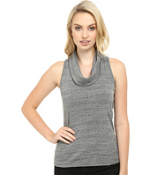 Three Dots - Sleeveless Cowl Neck